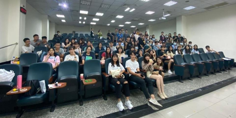 生物科技學系109學年度期初系大會